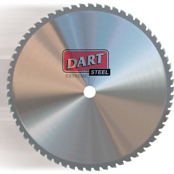 355mm x 66T x 25.4mm Extreme Steel Saw Blade