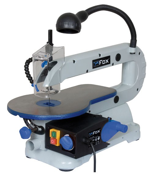 F40-561 Fox Variable Scroll Saw With Flexidrive