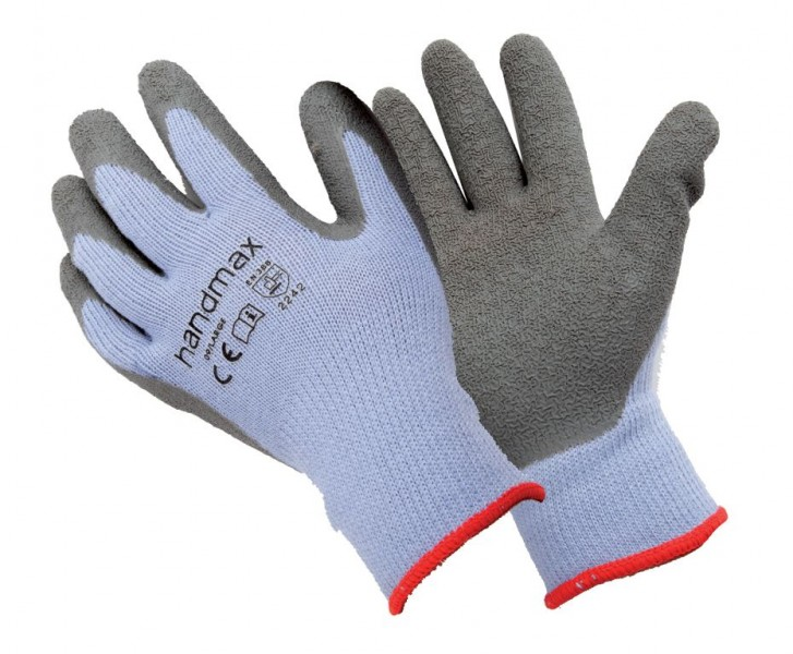 DAKOTA-L Handmax Dakota Thermal Glove Grey Size L (9)
