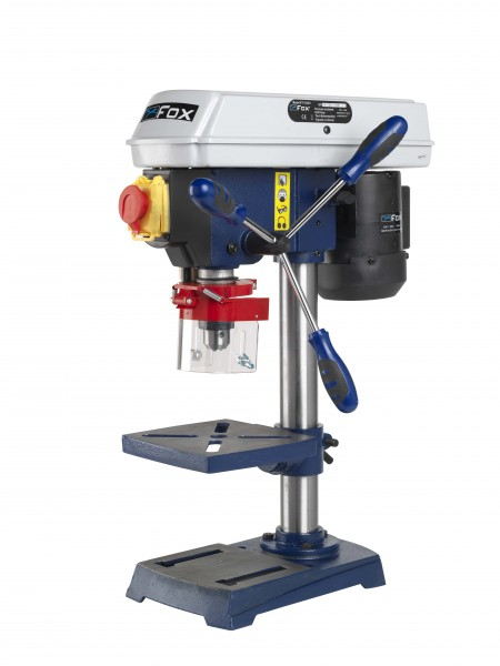 F12-921 Fox Small Compact Pillar Drill