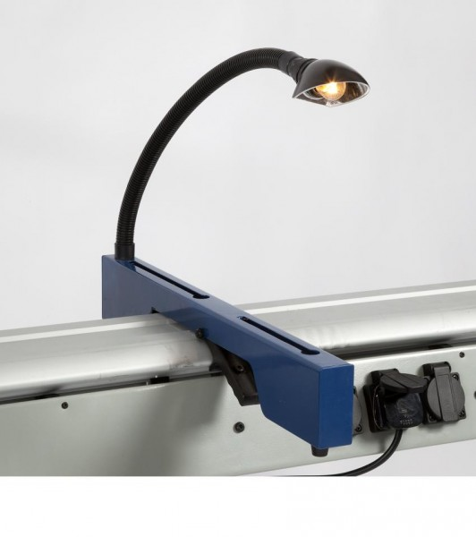 FOX Mounting Rail with Light (110V)