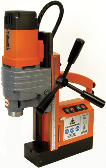 Alfra Rotabest Midi 50/50 Magnetic drilling machine