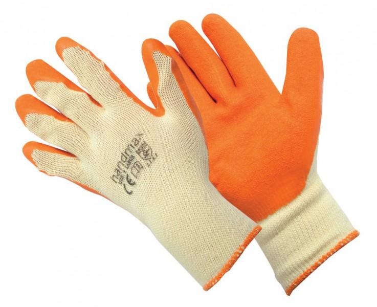 OREGON-L Handmax Oregon Builders Glove Orange